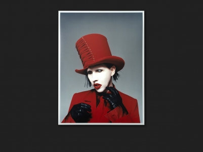 Marilyn Manson by Perou: Limited Edition - Deluxe Edition