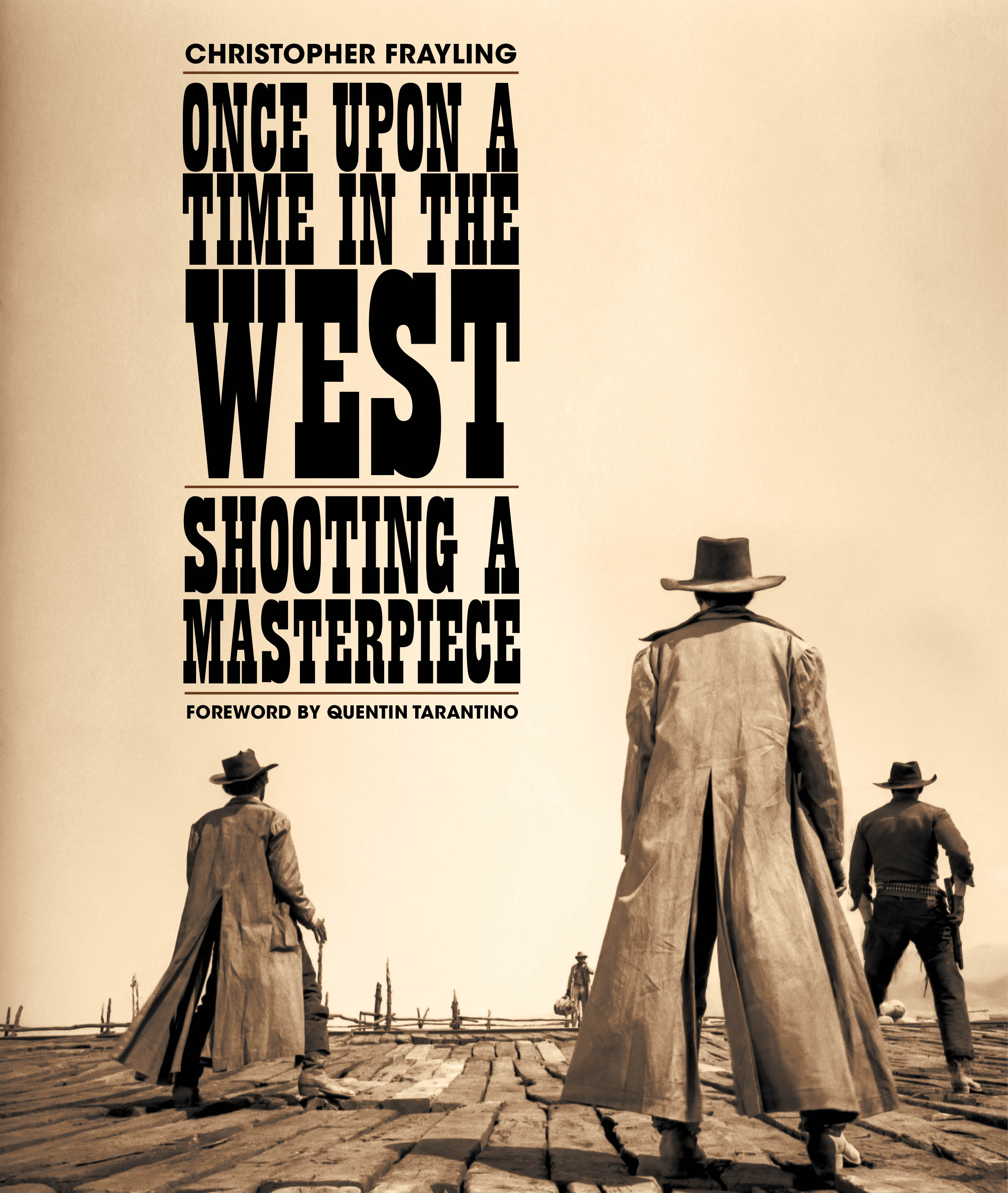 Once Upon a Time in the West- Reel Art Press -Limited
