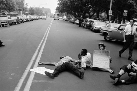 Black in White America 1963-1965
