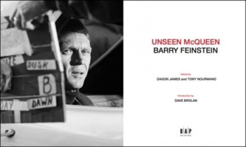 Unseen McQueen: Barry Feinstein