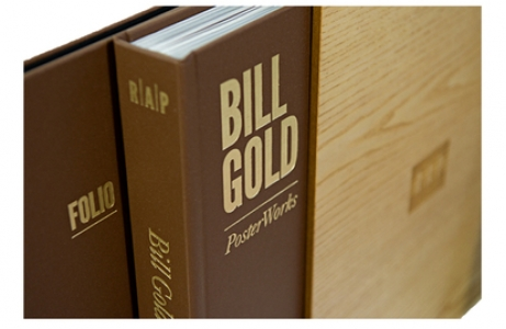 Bill Gold: PosterWorks - Deluxe  Edition