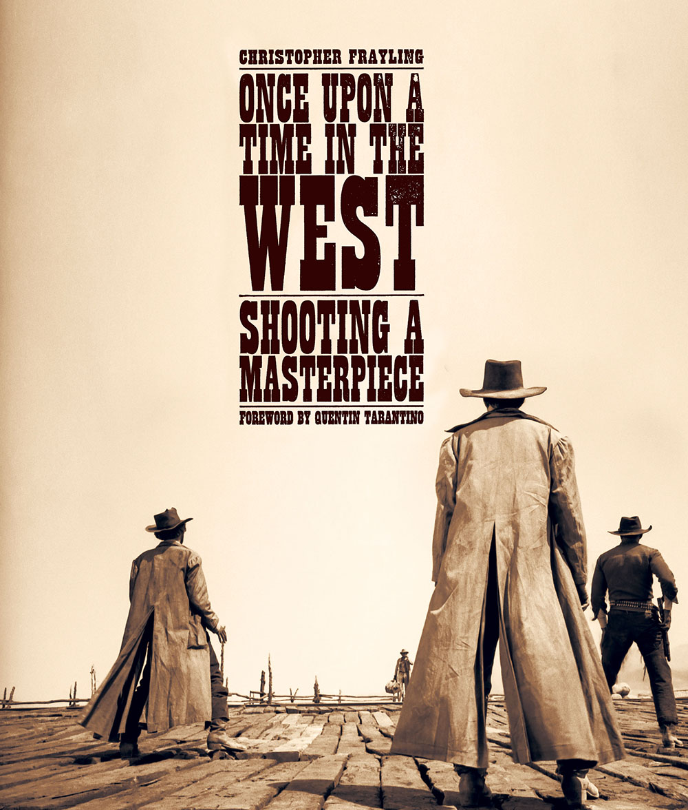 Resultado de imagen para book Once Upon a Time in the West
