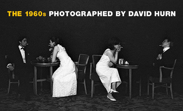 The 1960s Photographed by David Hurn