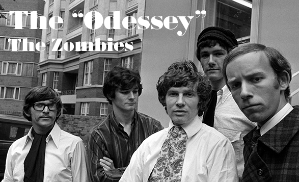 The Odessey: The Zombies in Words and Images